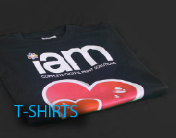 digitally printed Tshirts